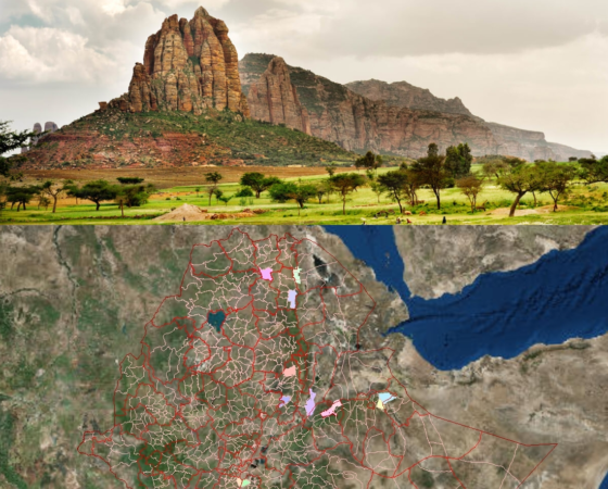 ETHIOPIA – Land Use Monitoring